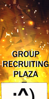 Group Recruiting Plaza by M0OON