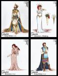 Camelot: Arthur and Guenevere by GwynConaway