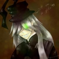 Undertaker by Green-EyedGhost