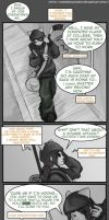 TFS Audition Part One Page One by Overshadowed