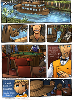 .:: Field of Gold - Page 1::. by Britican