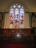 Stained Glass 4 by Tari-Stock