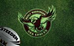 Manly-Warringah Sea Eagles by W00den-Sp00n