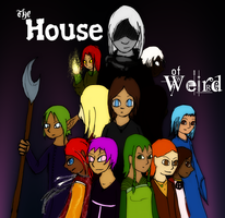 The House of Weird by Unigirl3