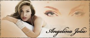 In the Eyes of Angelina Jolie by MsNJS