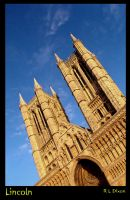 Lincoln cathedral by richardldixon