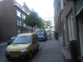 street in rotterdam by witchy--luna