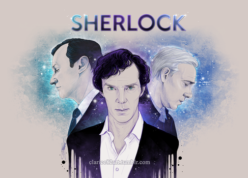 SHERLOCK - BRIGHT by RedPassion