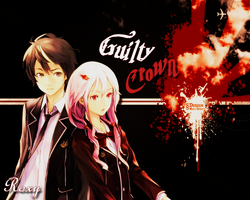 Guilty crown by RoxyKiwi
