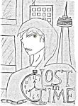 Lost in Time Title Page by MacaronOwl