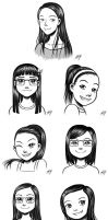 Lil Portrait Gifts by Heabuur