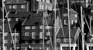 Masts and Windows by rockgem
