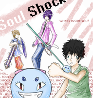 Soul SHOCK cover by houseki-chan