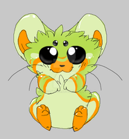 Spider Hamster by MBPanther