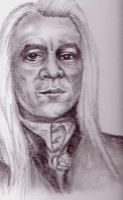 Lucius Malfoy by LeahRosslyn