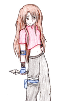 Unnamed Naruto OC by tintedslightly