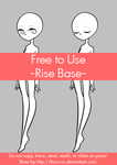 Free to Use Base {Rise} by Koru-ru