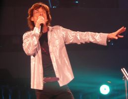 Mick Jagger by iva-is-me