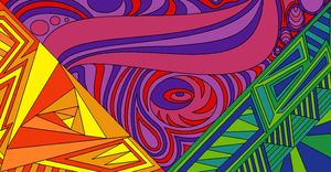 Abstract Lineart 10 Color by drachenlilly