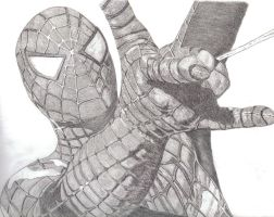 Spiderman by bigboss49mike