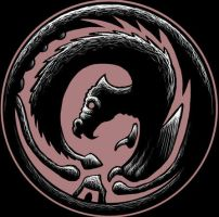 Dragon Circle Emblem by Rustyoldtown
