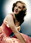 Jean Arthur color by KaraKittyCat