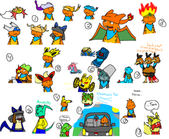 Pchat Collection 4 by BuizelKnight
