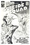 SUICIDE SQUAD COMMISSION #5 by LostonWallace