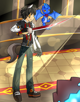 elsword forums - commission 4 Insomniac98338 [DONE by fuumika