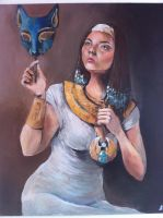Bastet by Milish