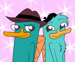 Perry x Candi by Mishti14