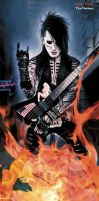Ashley Purdy - The Deviant by SammieSparxx