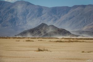 Vent de sable in Death Valley by MCL28