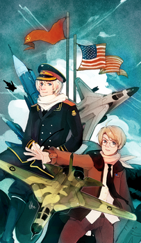 APH- The cold war V2 by ELK64