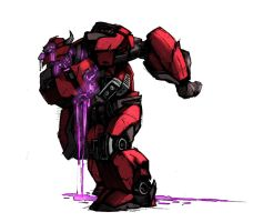 Cliffjumper by Klejpull