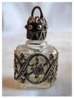 perfume flask 3 by clandestine-stock