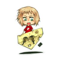 Chibi Switzerland by Jotaku