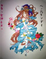 Belldandy Poster by YerMam