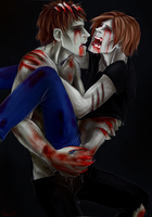 zombie love by PrinceDecibell