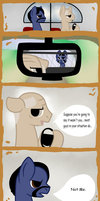 The Trotting Dead : Page 1 by Sherlovi