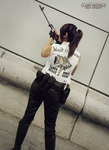 Claire Redfield own version by Vicky-Redfield