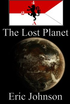 The Lost Planet Ebook cover by EricJ562