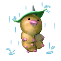 #013 Weedle by feh-rodrigues