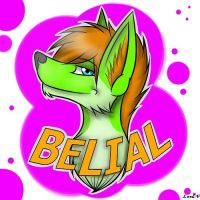 ::-Belial Badge-:: by Xx-Lord-V-xX