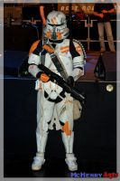 Trooper of the 501st Legion by mchenry