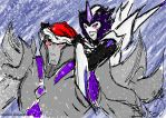 TFP-Skydust's  Christmas by Evaison