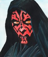 Darth Maul by Lord-Makro