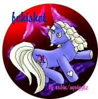fohishot ponified by Squigglz