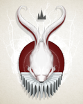 Rabbit King by ShawnCoss