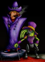 Oddworld - Livin' the Highlife by Lurking-Leanne